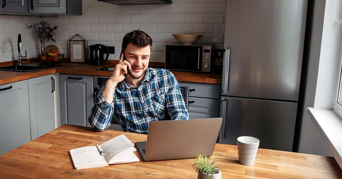 Working from Home Business Management